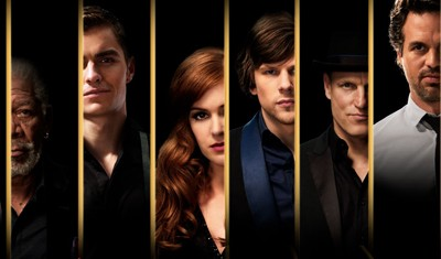 HBO Premier: Now You See Me