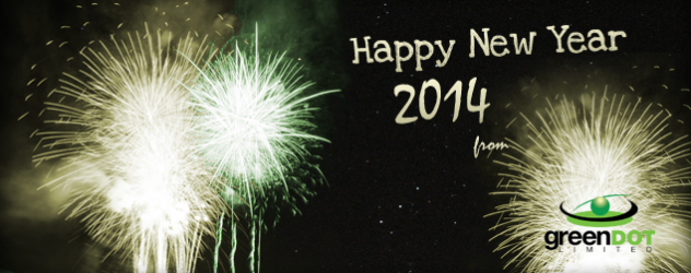 Green Dot - Happy New Year 2014