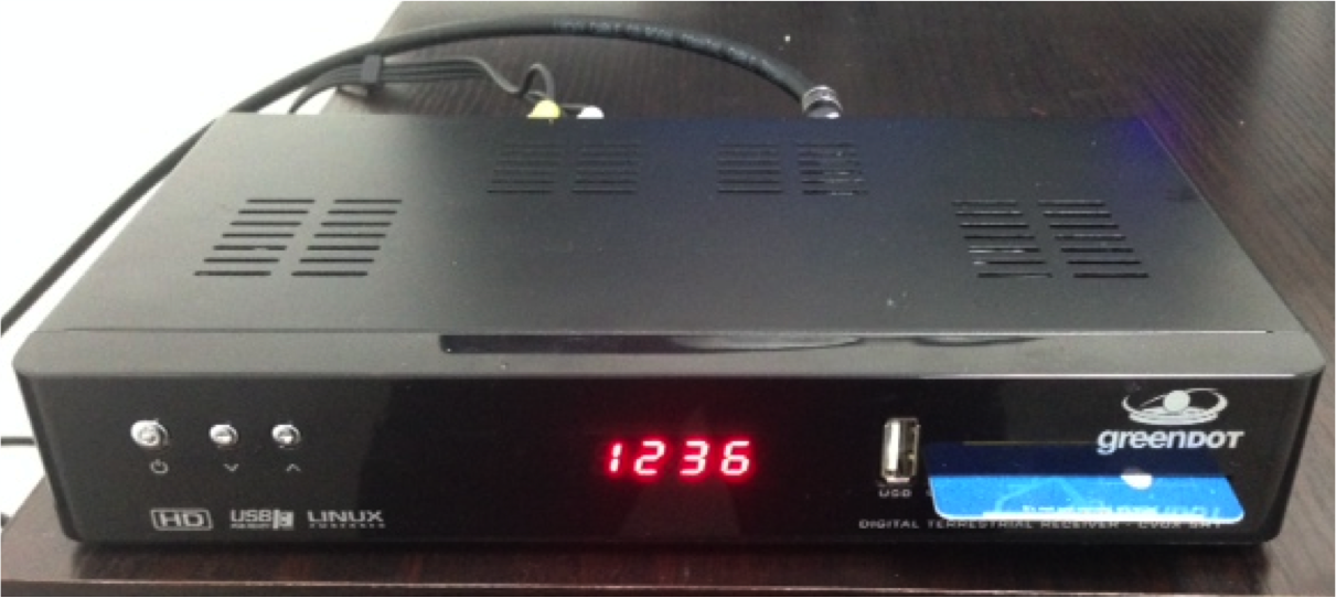 CORETRUST Set Top Boxes OTA (over-the-air) Software Upgrade